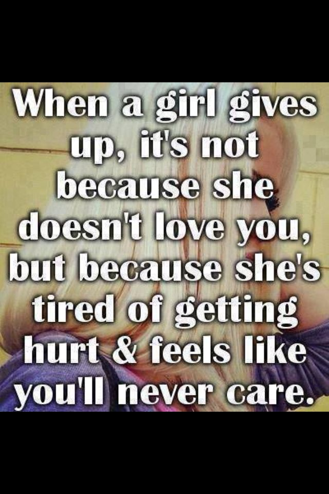 I Will Never Get Tired Of Loving You Quotes: Pin By Suzann On Quotes & The Stuff People Say