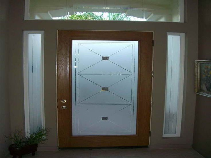 Unique frosted glass door for inspiring contemporary interior design - 1000 Images About Frosted Front Doors On Pinterest