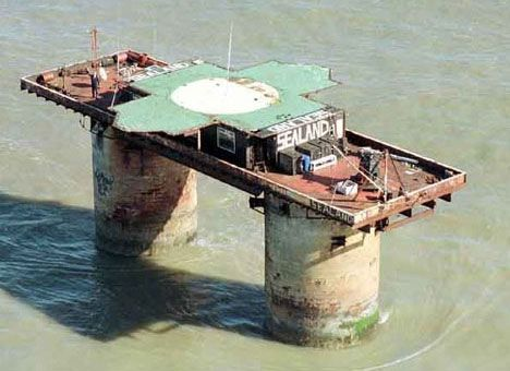 The Infamous Micronation of Sealand