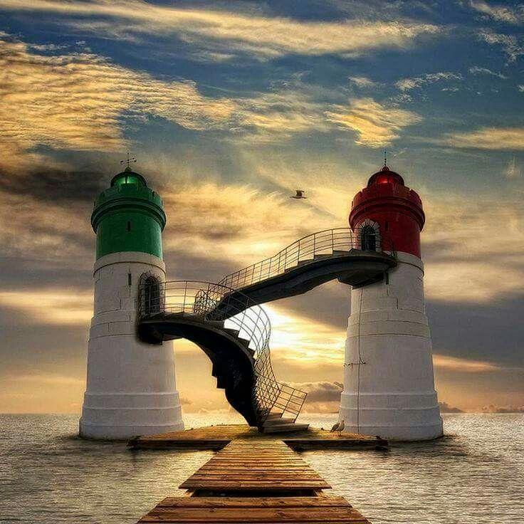 Westlight House: Lighthouse, Lighthouse
