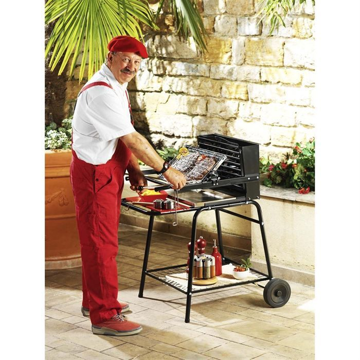 barbecue vertical cdiscount