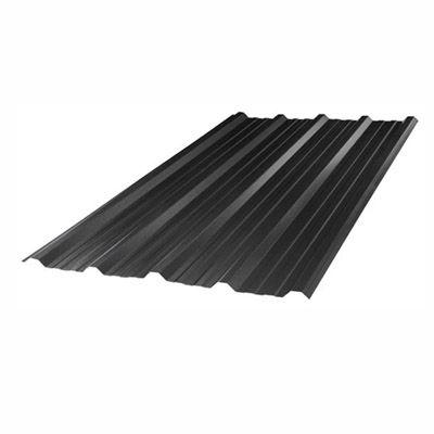 Chapa Trapezoidal C25 x4.50Mts Negro