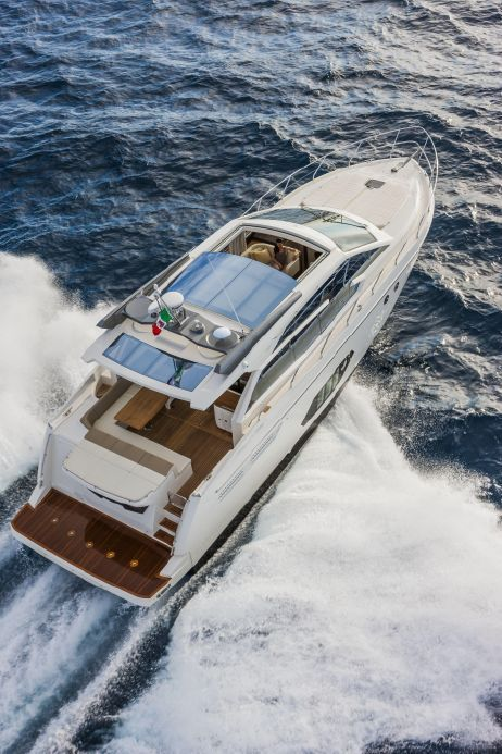 2016 Absolute 56 STY Power Boat For Sale - www.yachtworld.com