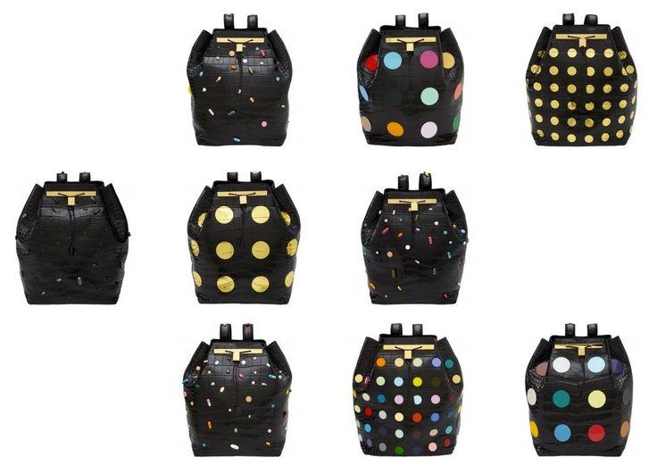 Los 11 bolsos más caros de la historia The Row + Damien Hirst