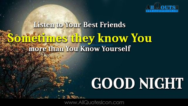 Good Night Quotes Images Best Messages Wishes Wallpapers Top