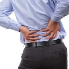 Exercising with lower back pain/what exercises often aggravate lower back pain and how you can stay fit when your lower back is injured or hurts.
