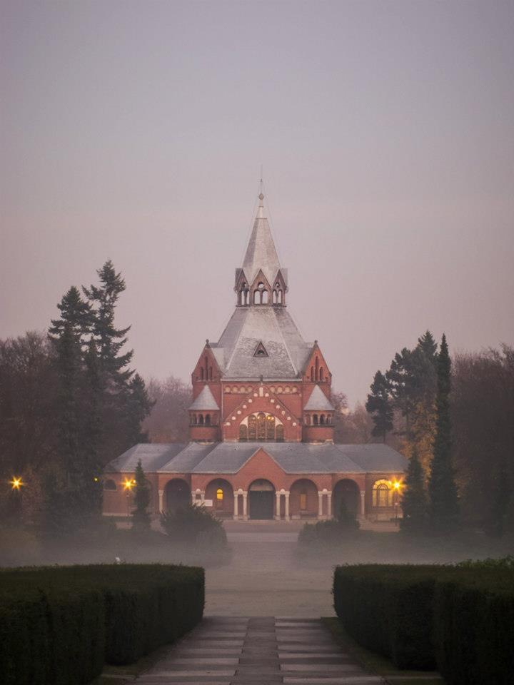 Memorial Park in Szczecin, Poland  fot. Piotr Borys