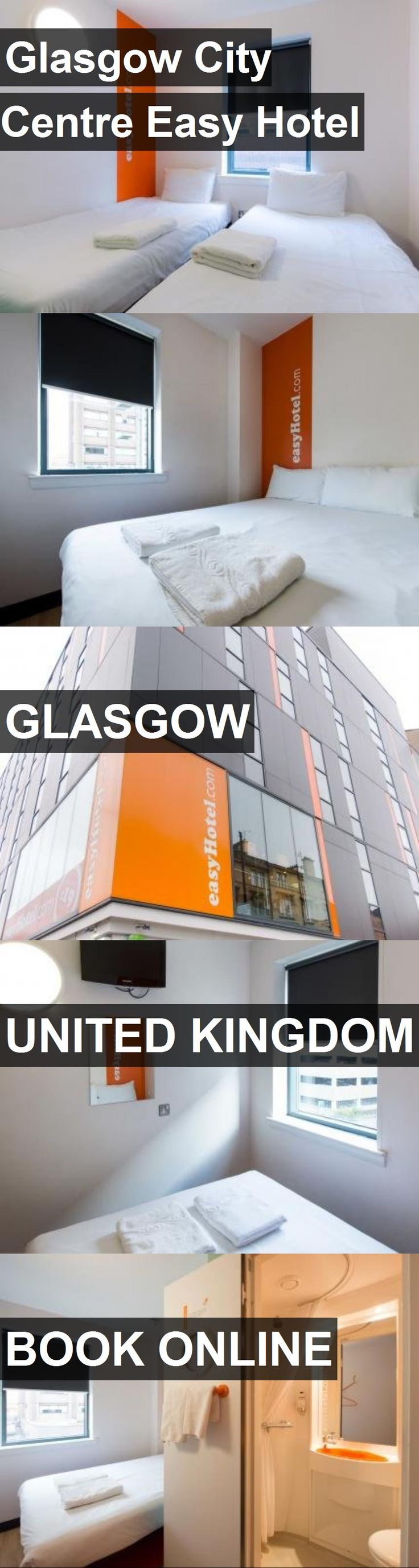 Hotel Glasgow City Centre Easy Hotel in Glasgow, United Kingdom. For more information, photos, reviews and best prices please follow the link. #UnitedKingdom #Glasgow #GlasgowCityCentreEasyHotel #hotel #travel #vacation