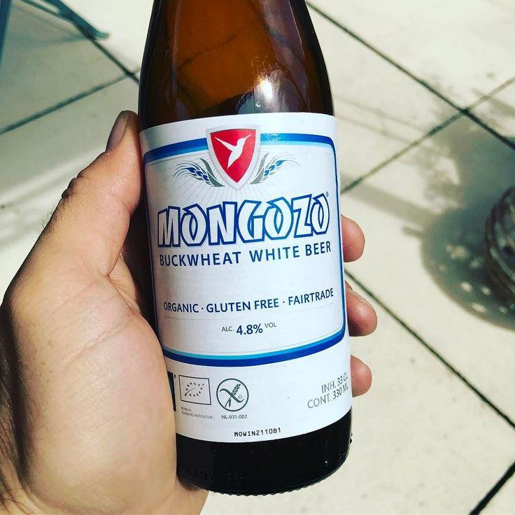 Guerre bio et sans gluten pour l'apéro ! Bon dimanche ! #sansgluten #biere #nogluten #beer #sunday