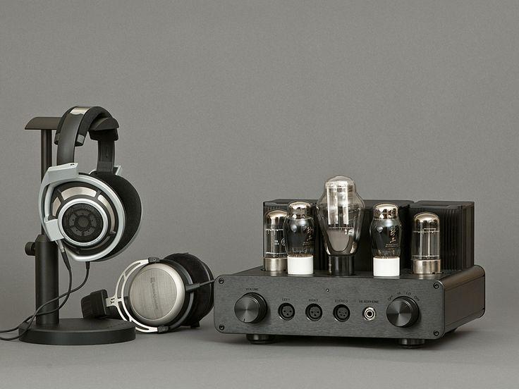 WA22 with Sennheiser HD800 and Beyerdynamic T1 headphones