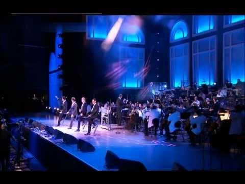 Il Divo - BBC - Proms in the park 2012 - Video