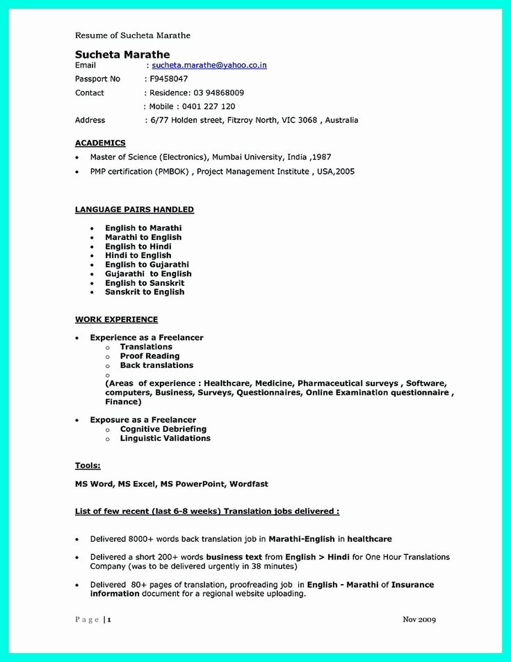 Best computer science resume beautiful the best puter