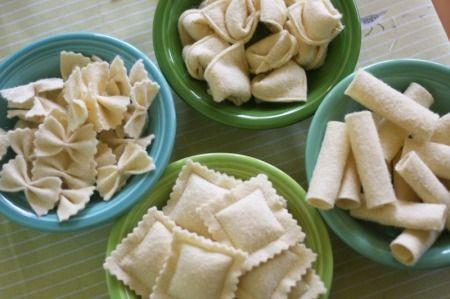 pasta voor keukentje