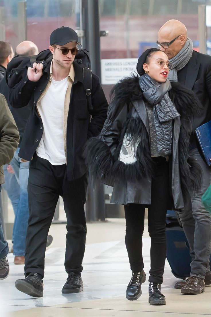 It's Really Cute That Robert Pattinson Goes Everywhere With His Girlfriend