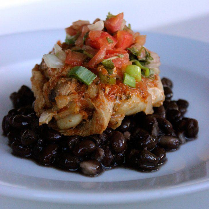 Crockpot Success: Protein-Rich Mexican Chicken