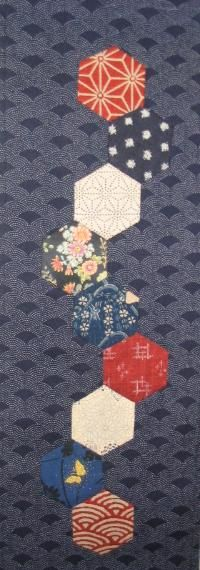 Julia's Place: Japanese Quilt....new blocks
