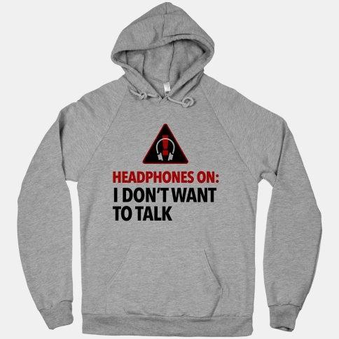 Funny hoodie but true