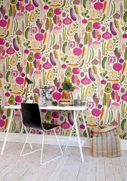 Počet nápadov na tému Küche Tapezieren na Pintereste 17 - schöne tapeten fürs wohnzimmer