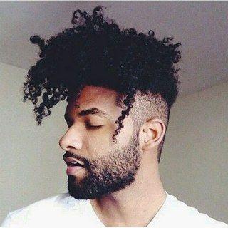 34 fotos de homens com cabelos soltos