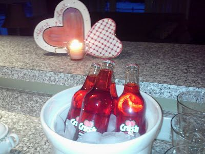 An adult Valentine's Dessert Party! Very fun! This also has a couple fun things you could do at your first couples small group since it is valentines....have each couple pose with a cute heart wreath.