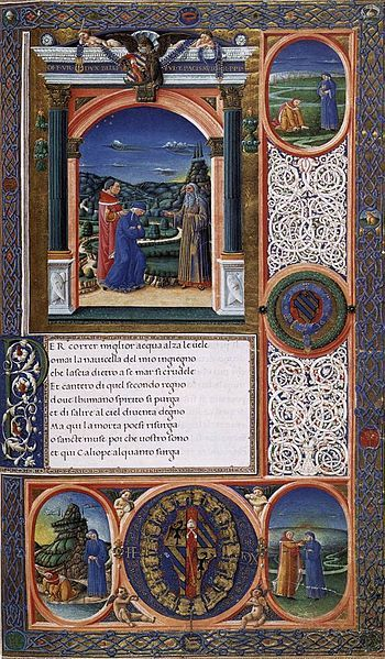 the relationship of dante and virgil essay Dantes changing attitude toward the sinners  virgil wants dante to see hell as it  this foreshadows the later breakdown of the student/master relationship.