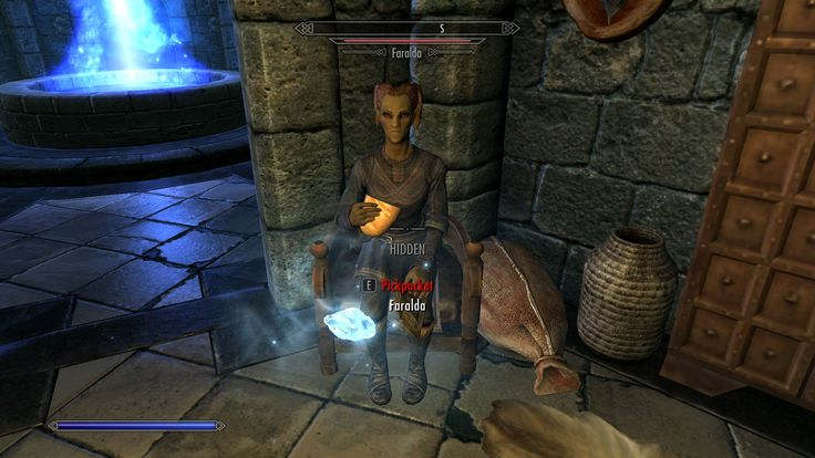 I used to be a battlemage like you then I took an Ice spear in the knee #games #Skyrim #elderscrolls #BE3 #gaming #videogames #Concours #NGC