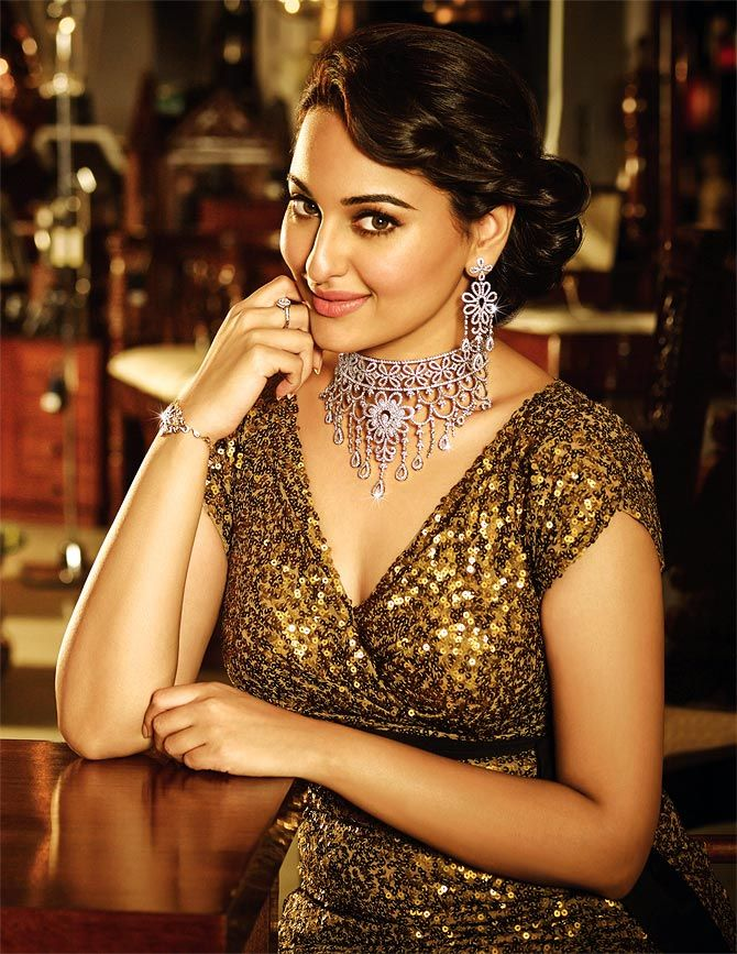 Sonakshi Sinha. Bollywood Actress.                                                                                                                                                                                 More