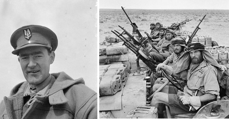 """The Rogue British Officer Who Broke All the Rules Founded the SAS and was Nicknamed by the Germans, """"The Phantom Major"""""""