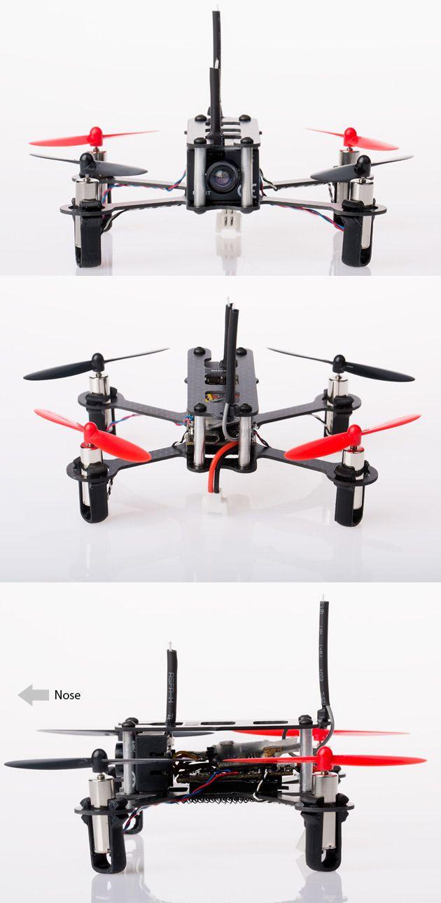 STORM Racing Drone (RTF / SRD101 / CleanFlight) http://www.helipal.com/storm-racing-drone-rtf-srd101-cleanflight.html