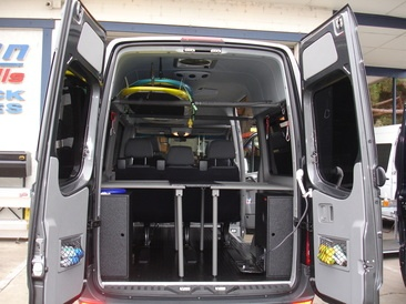 American Van Works Socal S 1 Custom Van Builder