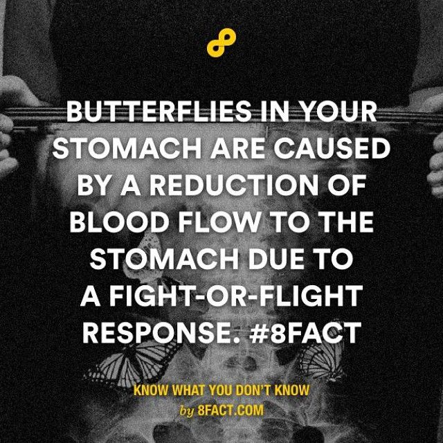 Well that makes sense! #8fact
