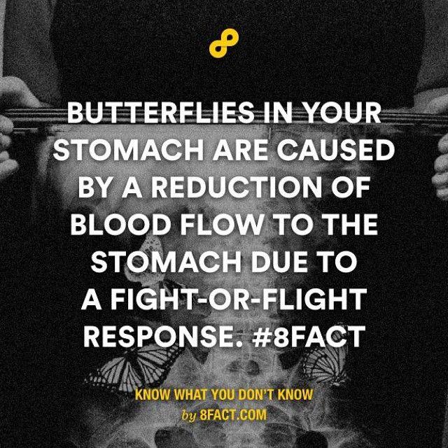 Well that makes sense! #8fact