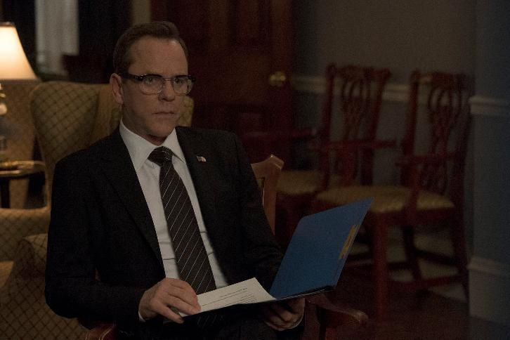 Designated Survivor - Episode 1.16 - Party Lines - Promo Sneak Peek Promotional Photos & Press Release