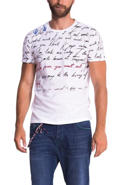 Desigual Javi T-Shirt
