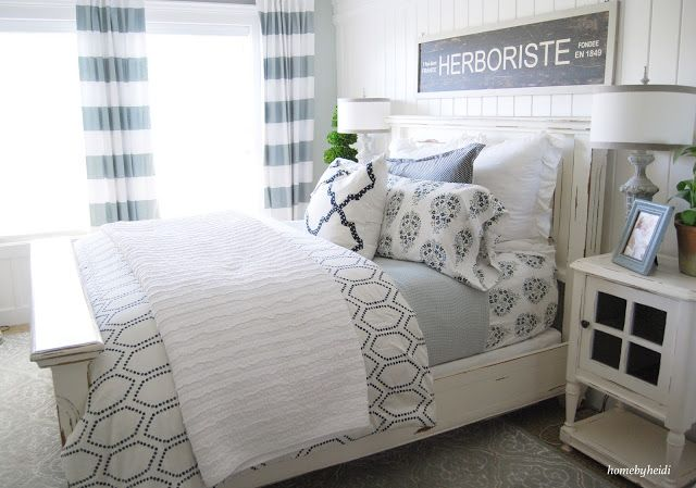 1000 ideas about navy blue bedrooms on pinterest navy - Navy blue and grey bedroom ideas ...