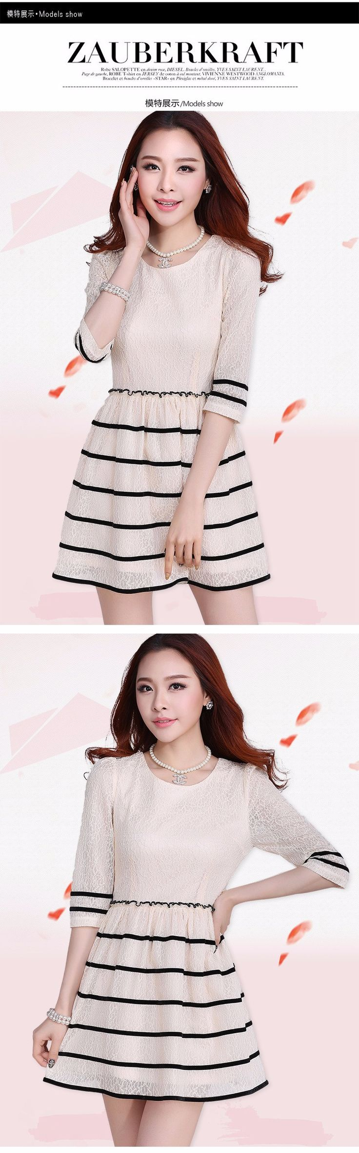 723 besten DRESSES Bilder auf Pinterest | Frau, Women\'s dresses und ...