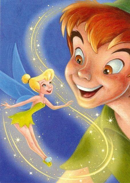 17 best images about cartoon characters on pinterest - Image de peter pan ...