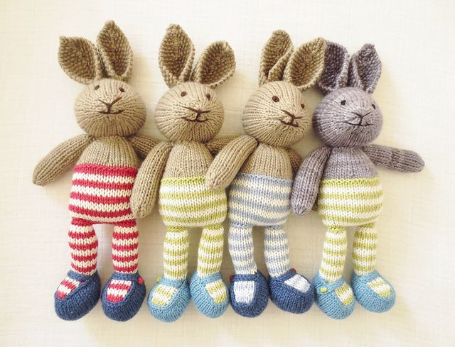 Bunnies! by gingergooseberry, via Flickr