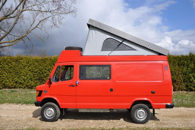 Mercedes Van Camper >> MB 310D 4x4 | Mercedes Benz 309- 310 4x4 | Pinterest | 4x4, 4x4 camper van and 4x4 van