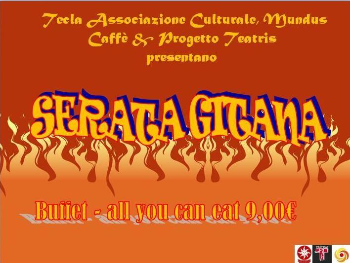 Festa gitana napoli : Una serata all'insegna dell'emozione, passione, sensualità, amore, bellezza, forza, purezza, magia, arte.