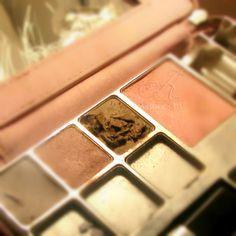 Réparer un maquillage poudre cassé