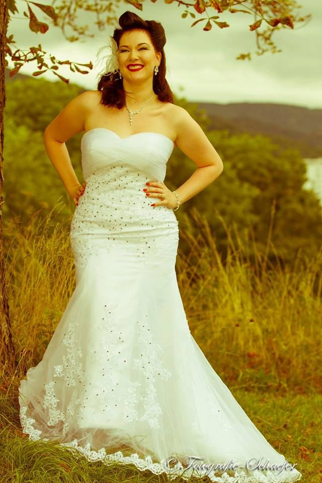 Custom Made  Plus size Vintage inspired Chapel by KomangDarmiani, $1,890.00