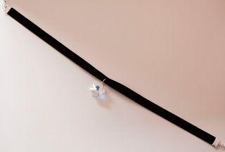 Select Bijoux: Choker cu Swarovski Elements-25 Ron