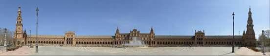 Sevilla: Plaza de España