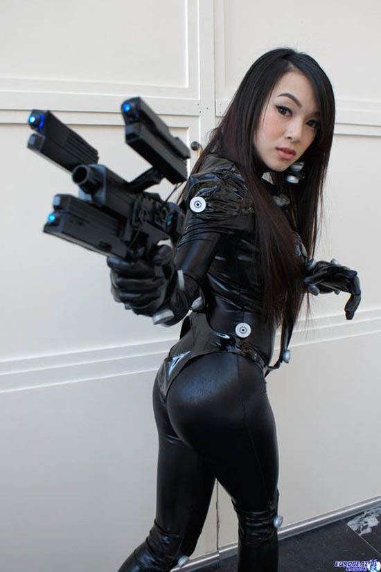 17 Best images about GANTZ on Pinterest | Cyberpunk, Rpg ...