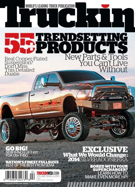9 best the best custom truck magazine images on pinterest for Truck design app