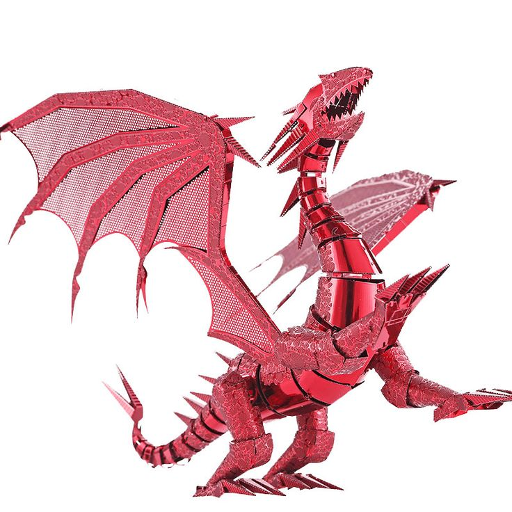 Aliexpress.com : Buy New Arrival Piececool 3D Puzzle Dragon Laser Cut Models Jigsaw Toy FLAME Metal Puzzle Scale Model Kit Adult/Kid Educational Toys from Reliable toy handbag suppliers on Biscuit's Toyland Store