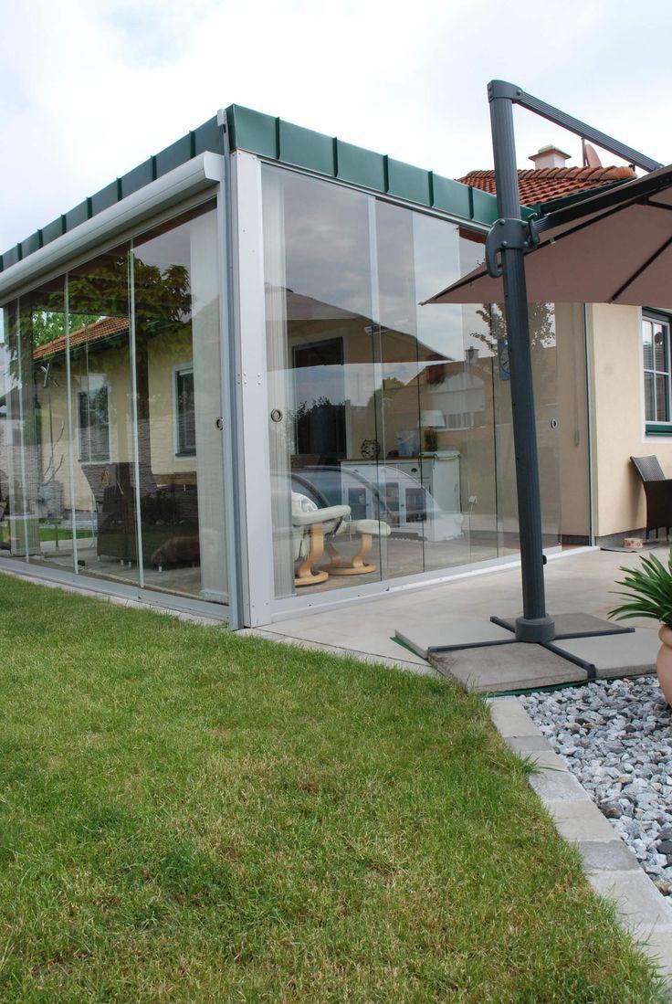 Wintergarten Ideen Mit Glasschiebewand Terrasse Outdoor Outdoor