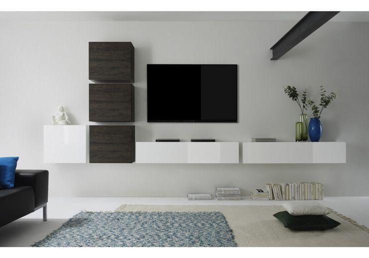 Die besten 25+ Tv wand wenge Ideen auf Pinterest Tv wand - wohnzimmer wohnwand weiß
