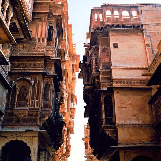 INDR5-4 by alexjacque, via Flickr  Jaisalmer, Rajasthan, India